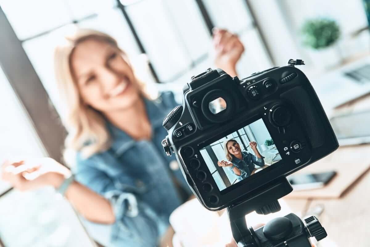 Nagrywanie filmu na Instagrama