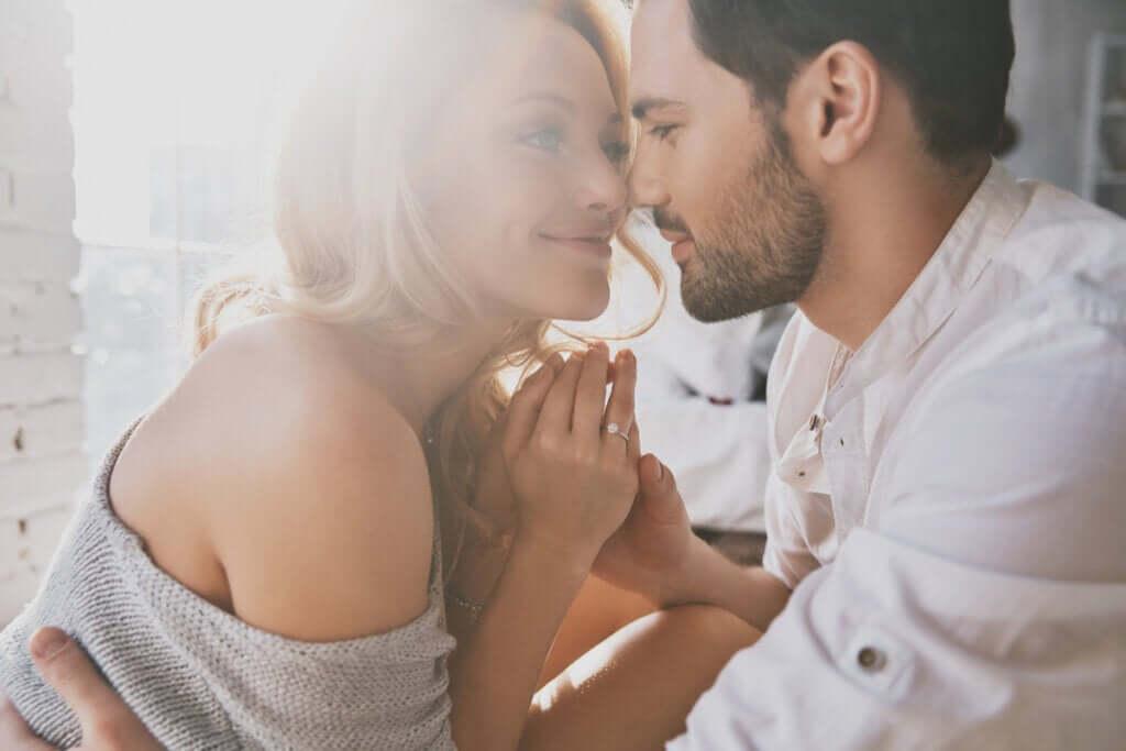 Intymność w związku - odważ się na nią
