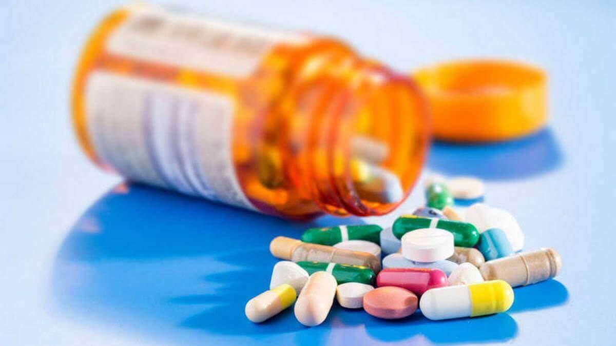 Fiolka z tabletkami