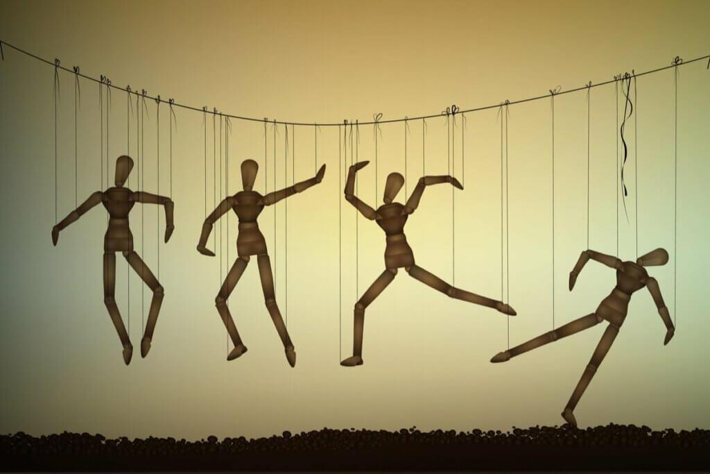 Ludzie na sznurkach