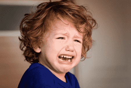 Nie znoszę, gdy moje dziecko się złości
