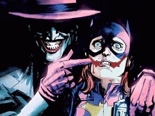 Joker grozi Batmanowi