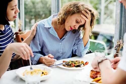 Kobieta i brak apetytu