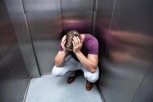 Fobia przed windami - jak sobie z nią poradzić?
