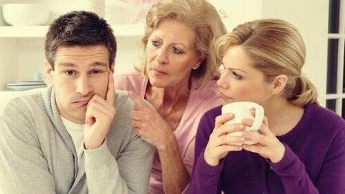Gdy rodzina wpływa na Twój związek