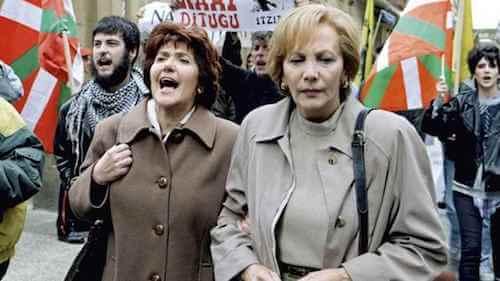 Serial Patria: protestujące kobiety