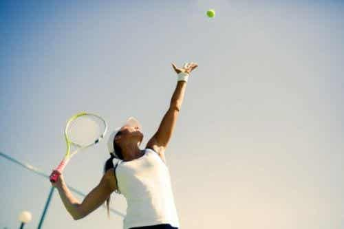 Psychologia tenisa, czyli jak wygrać mentalną bitwę