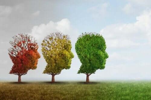 Trzy drzewa w kształcie głów - uciszona trauma dziedziczona