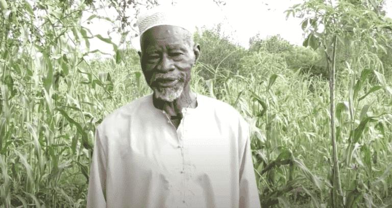 Yacouba Sawadogo - mężczyzna, który pokonał Saharę