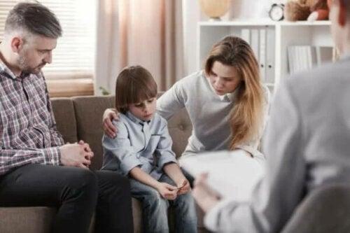 Dzieci w terapii – radzenie sobie z dysfunkcjami