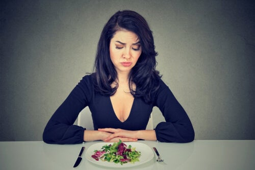 Fobie żywieniowe: boję się jeść, ale nie dlatego, by nie przytyć