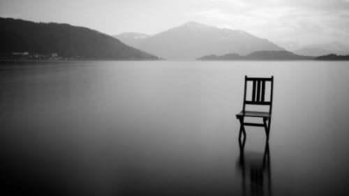 Puste krzesło