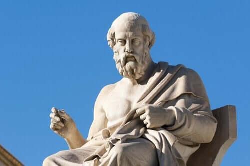 Rzeźba Platona