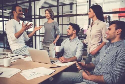 Spotkanie w pracy - techniki motywacyjne w pracy