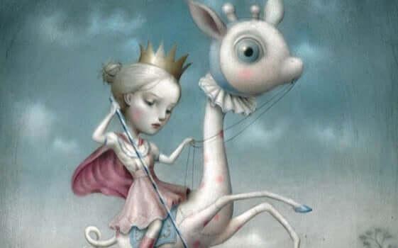 Księżniczka na koniu