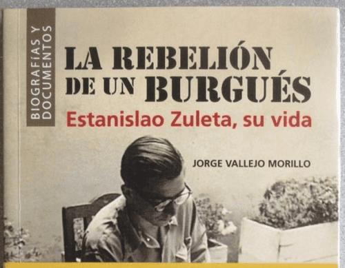 Estanislao Zuleta - okładka książki