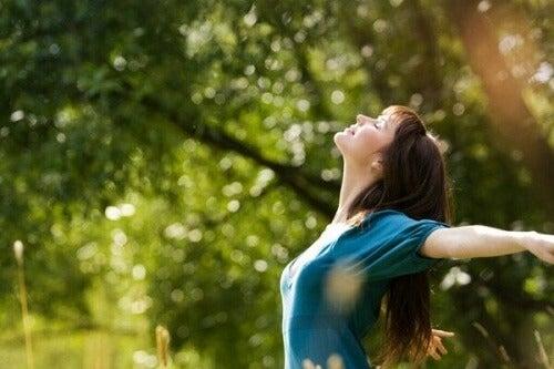 Czy natura zmniejsza stres?