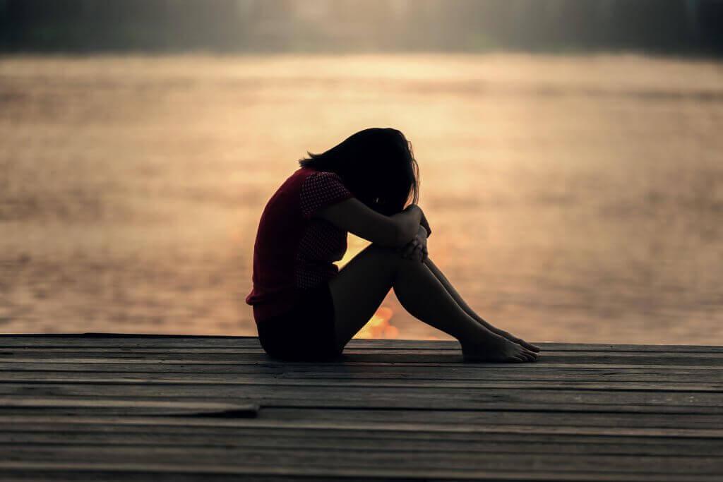 Zagubiona kobieta