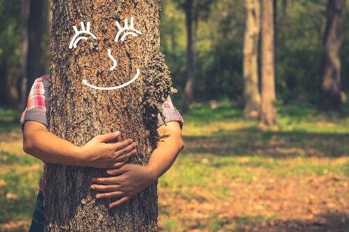 Czułe przytulenie ma znacznie większą wartość niż udzielenie rady