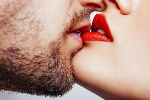 Pocałunek a mindfulness