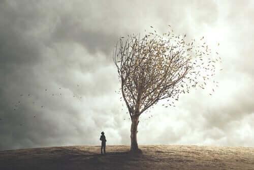 Podejmowanie działań w obliczu lęków i niepokoju