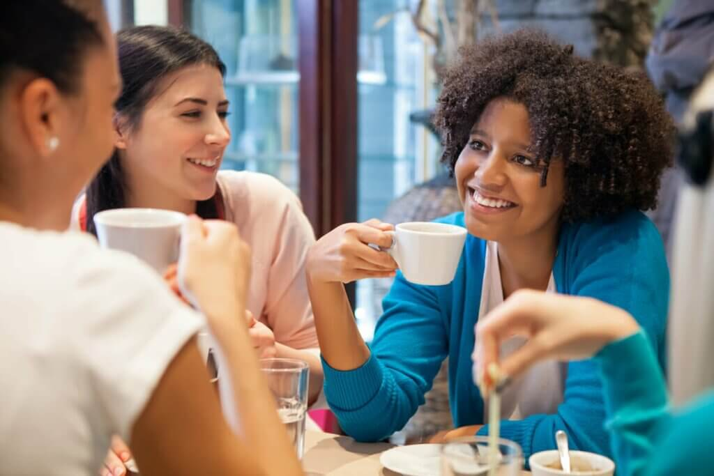 Rozmowa przy kawie