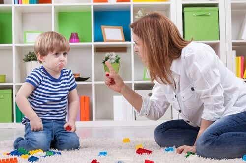 Nieposłuszne dziecko - pięć wskazówek co zrobić