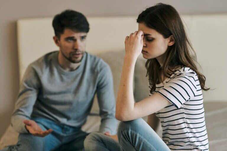 Nadwrażliwość - odbicie psychicznej niepewności