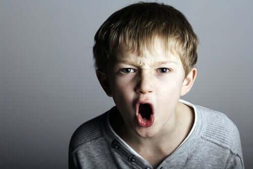 Agresywne zachowanie u dziecka - dowiedz się więcej!