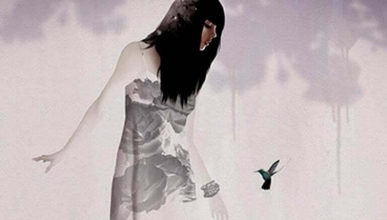 Kobieta z ptakiem - Enneatyp 1