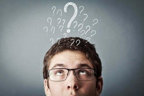 Znaki zapytania nad głową - zadaj sobie te pytania