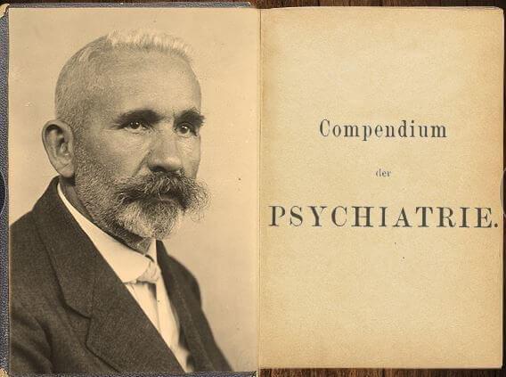 Emil Kraepelin - kompendium psychiatrii