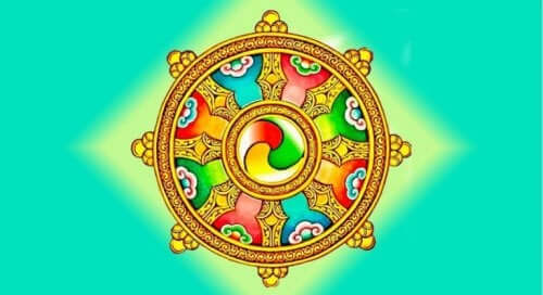 Koło Dharma - co oznacza termin Dharma?