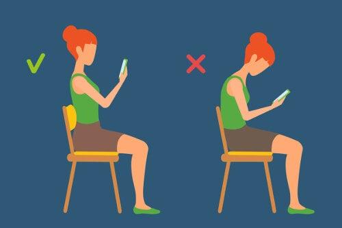 Jak zapobiegać tech neck?