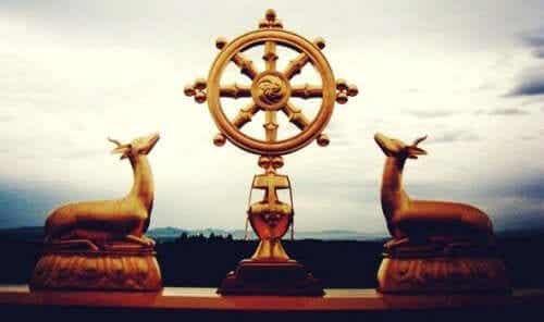 Co oznacza buddyjski termin Dharma?