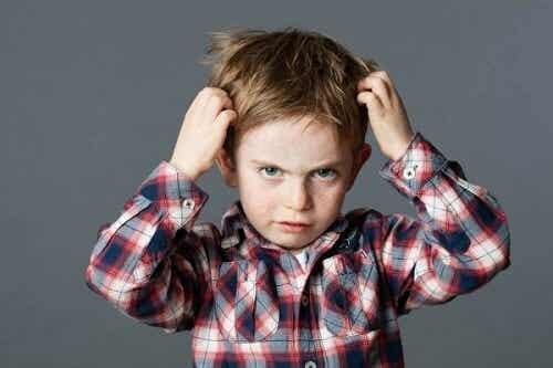 Trichotillomania u dzieci: na czym polega to zaburzenie?