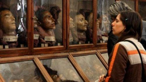 Wystawa poświęcona profilom przestępców