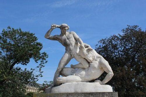 Posąg Tezeusza