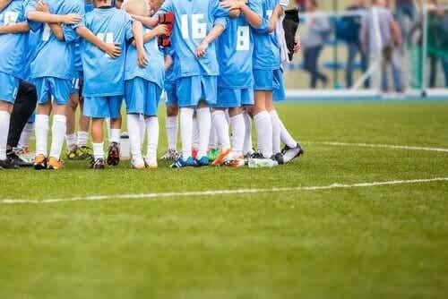 Rola psychologii w piłce nożnej młodzieży
