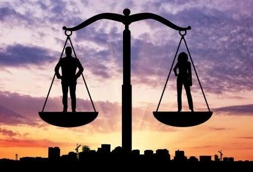Nierówność płci