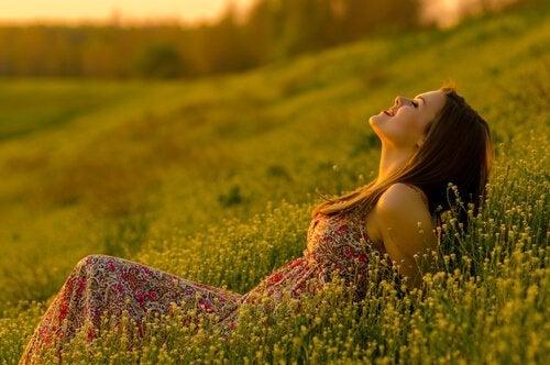 Zawsze wybieraj pozytywne nastawienie zamiast rezygnacji!