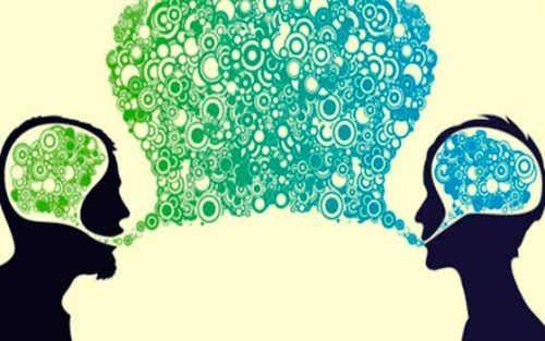 Rozmowa dwóch osób - terapia narracyjna