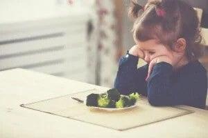 Uczenie dzieci zdrowego odżywiania
