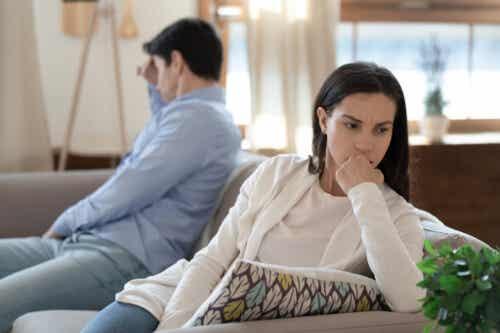 Zerwanie komunikacji z partnerem - 3 różne formy