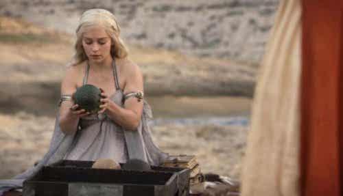 Daenerys Targaryen Matka Smoków