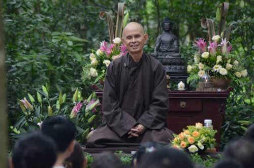 Mistrz zen Thich Nhat Hanh