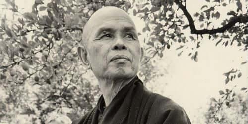 Mistrz Thich Nhat Hanh i jego nauki