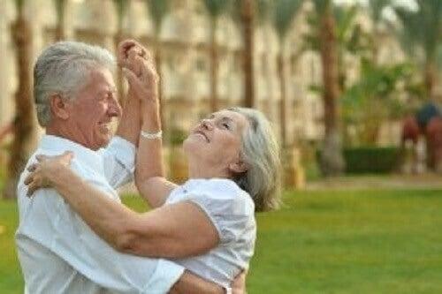 Wspólne starzenie się to cudowne doświadczenie