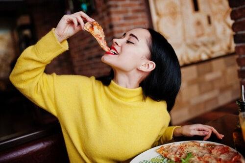 Sposób w jaki jemy, określa naszą osobowość