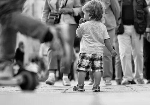 Eksperyment z zaginionym dzieckiem - poznaj go!